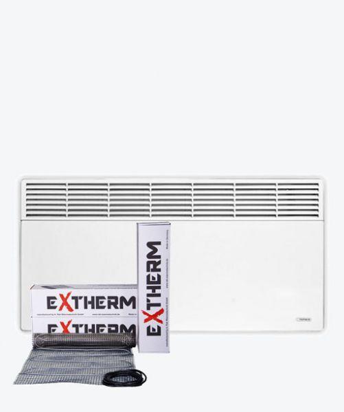 Системы отопления и нагрева